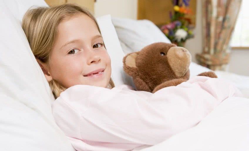 Больничный в связи с болезнью ребенка