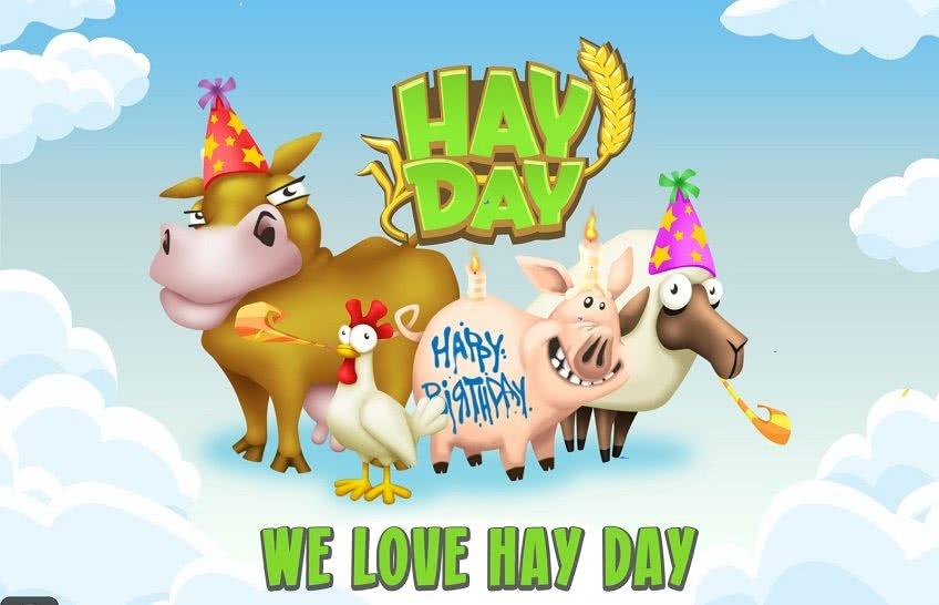Играем в Hay Day