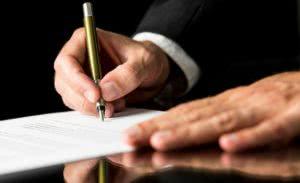 Значение подписи и печати