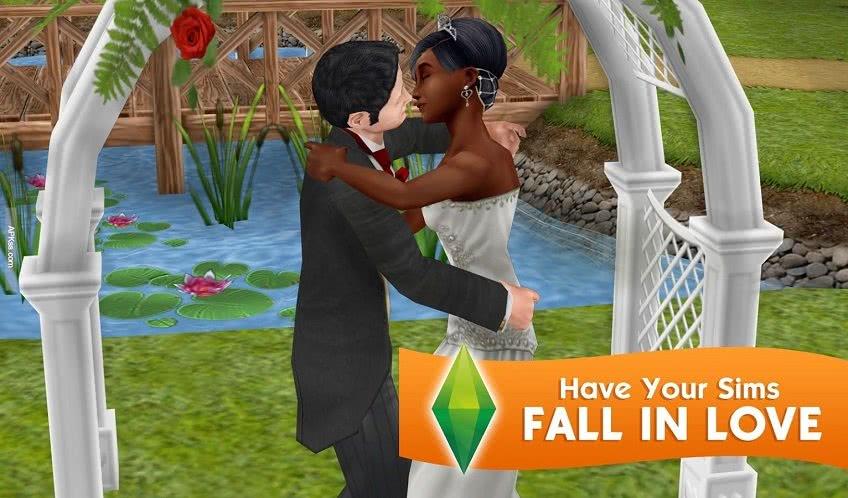 Заработок в Sims Freeplay