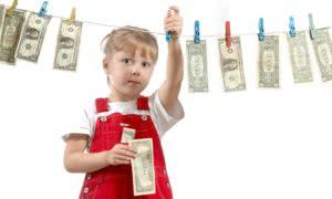 Выплаты семье на ребенка