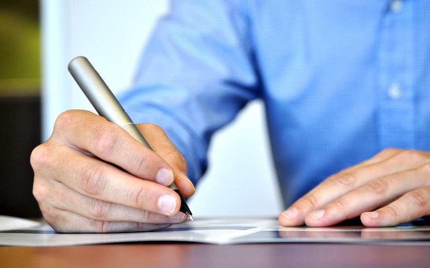 Как нельзя писать заявление на увольнение