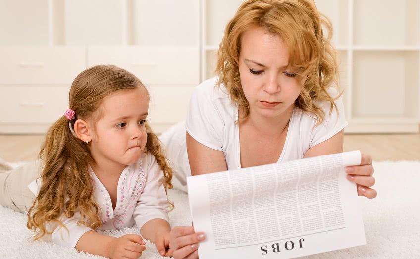 Информация для одиноких матерей