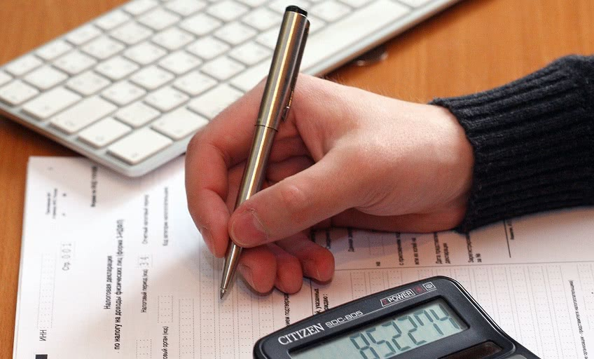 Налоговая декларация предпринимателя