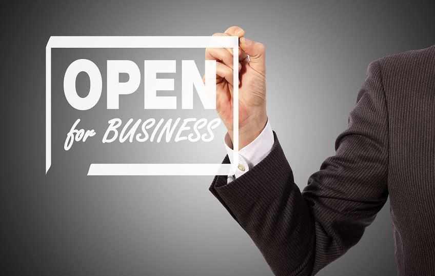 Как открыть свое дело