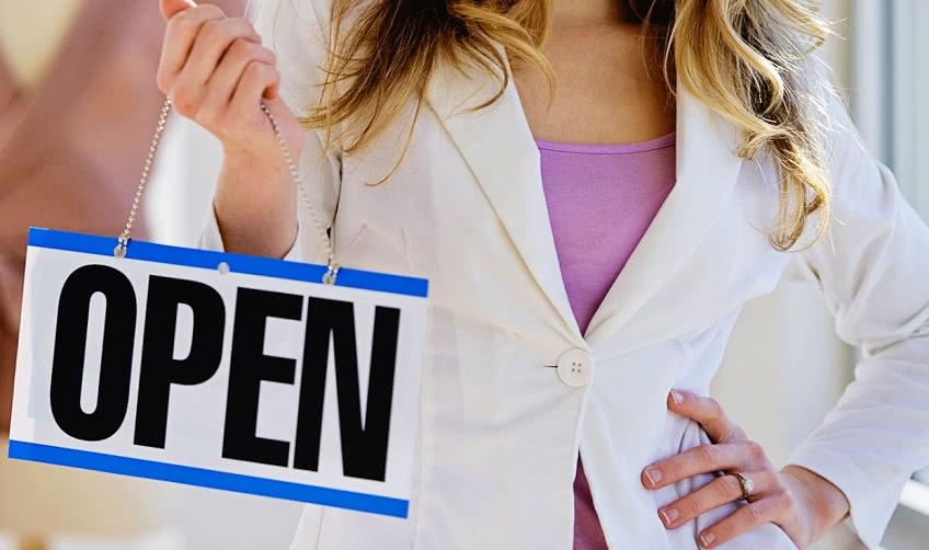 Зачем открывать свое дело