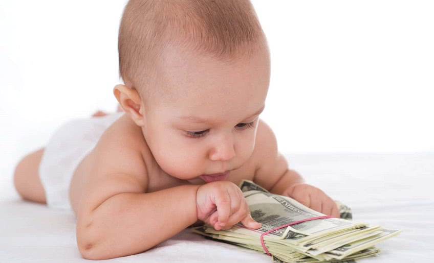 Размер выплат на ребенка