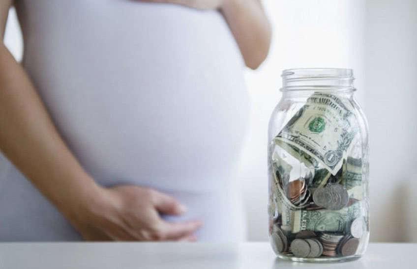 Денежная помощь от государства при беременности
