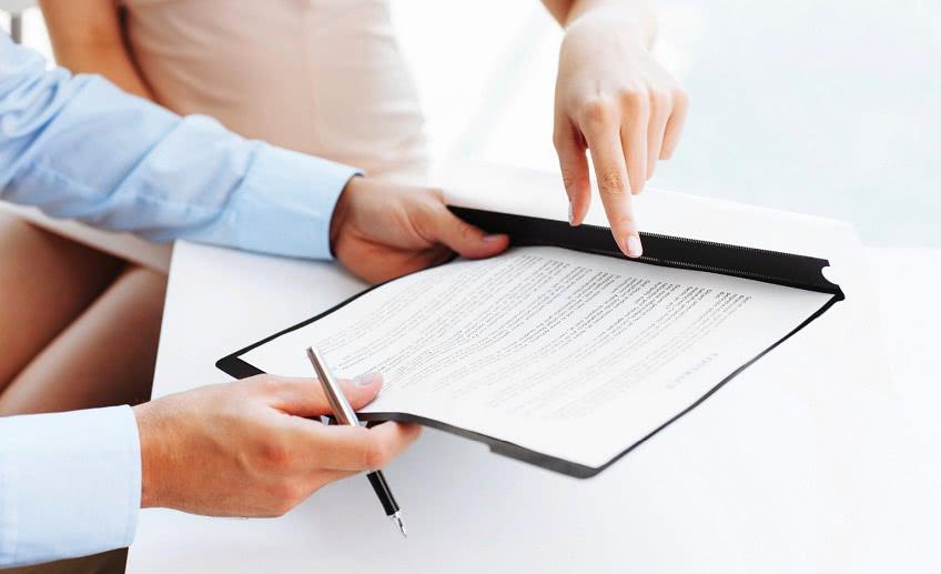 Правила составления заявления на открытие ИП