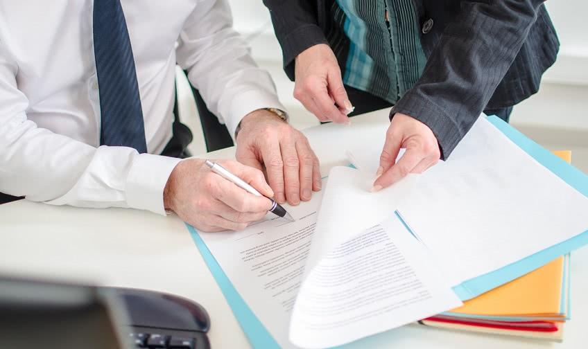 Процесс регистрации предпринимателя