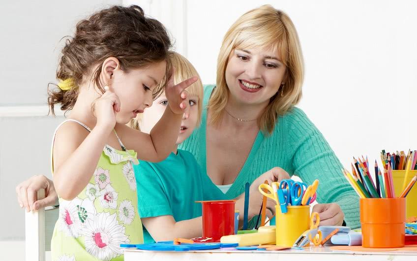 Какая зарплата у воспитателя детсада