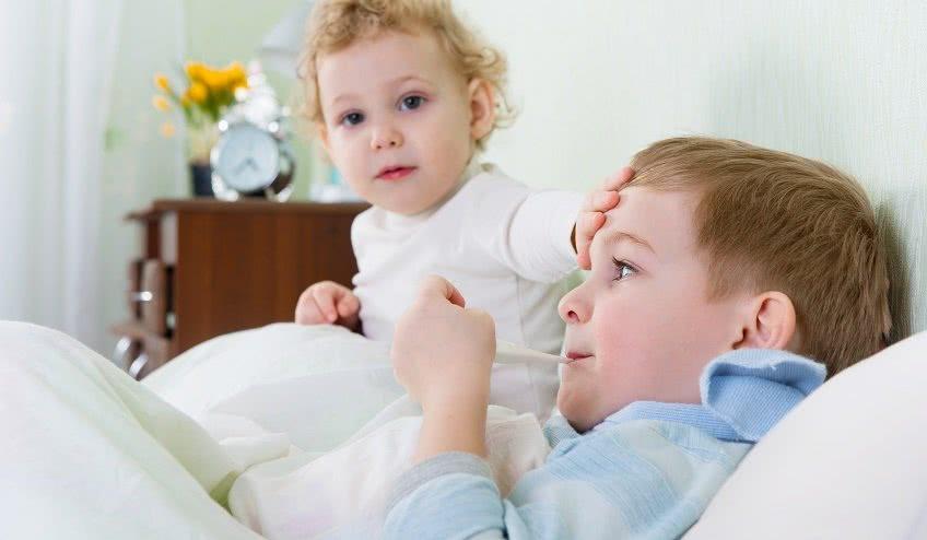 Больничный по уходу за детьми