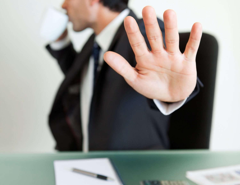 Как отказать работодателю