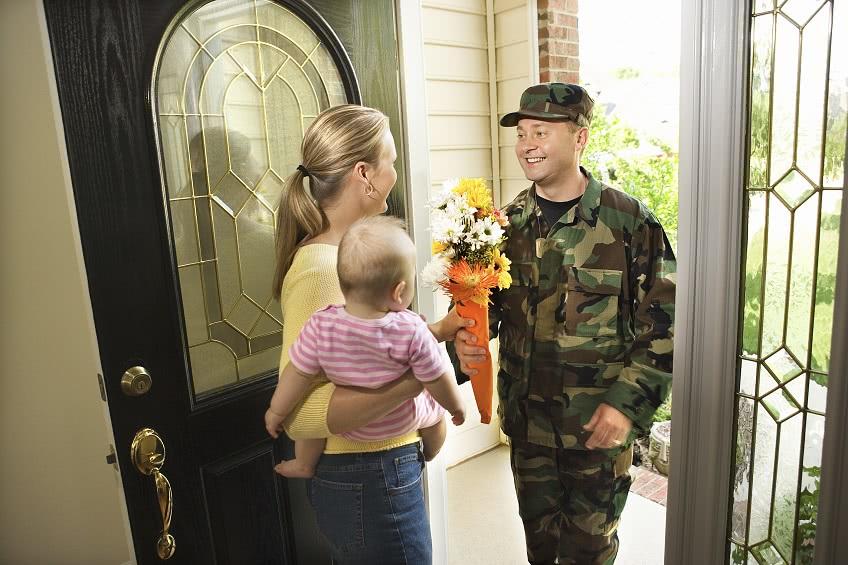 Особенности отпуска военных