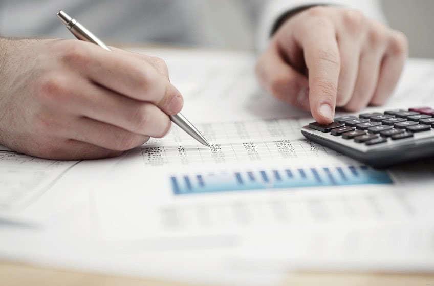 заполнение строк бухгалтерского баланса