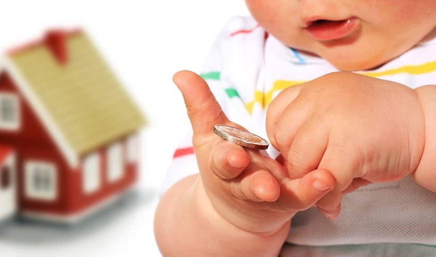 денежные пособия при рождении ребенка