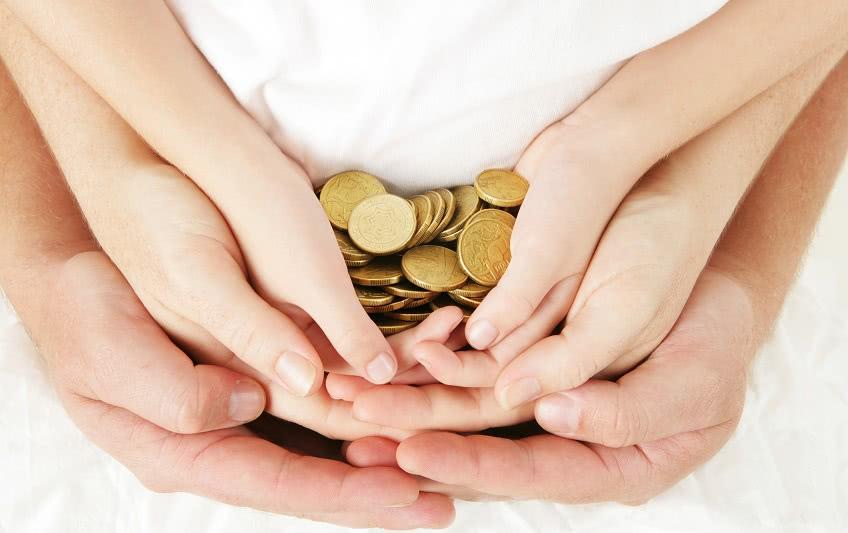 Денежная помощь малоимущим семьям