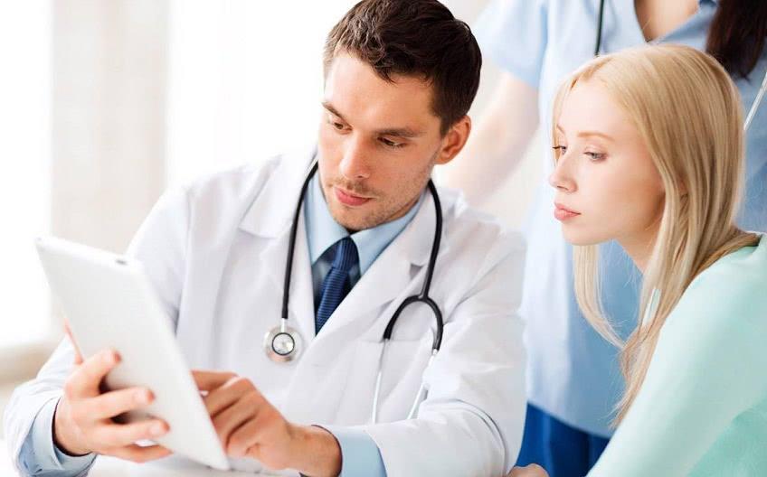 Медицинское обследование в частной клинике