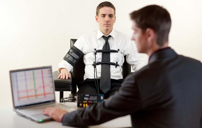 Детектор лжи при приеме на работу