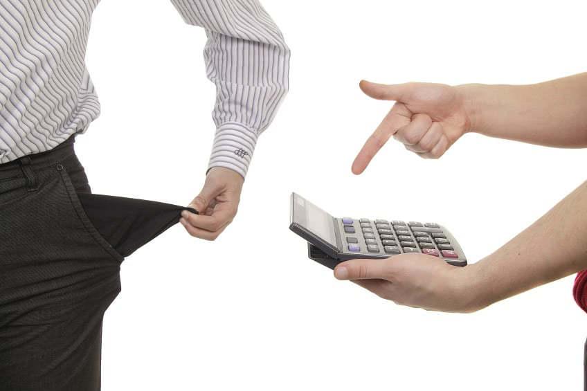Виды задолженностей ИП