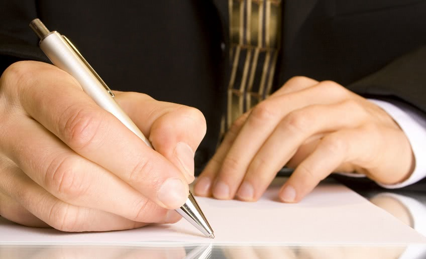 Как писать заявление на увольнение