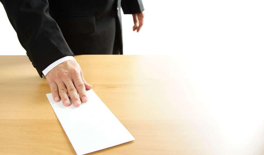 Как составить заявление на увольнение