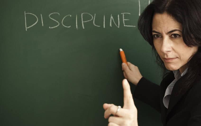 О дисциплине труда