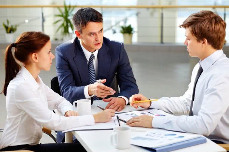 знакомства начальник-подчиненный порядок представления и