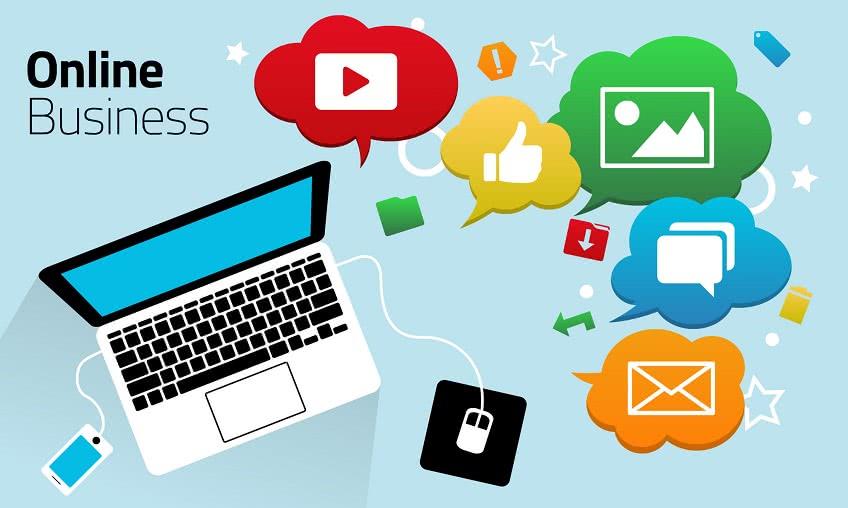 Как создать бизнес в интернете