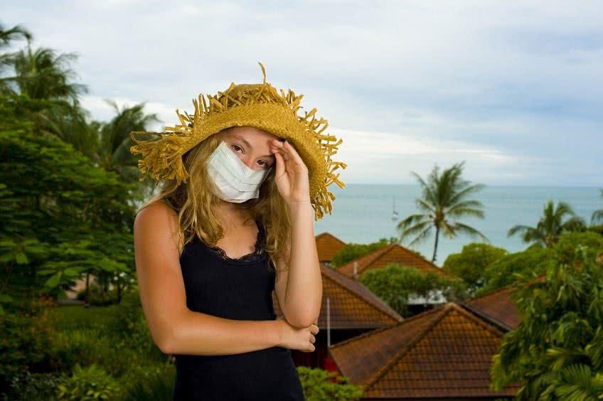 Что делать если заболел в отпуске