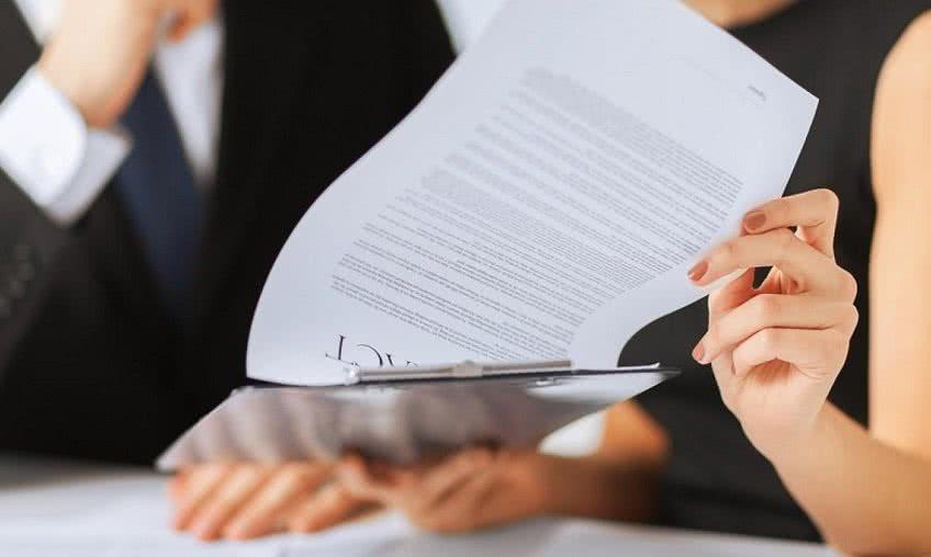 Информация в первичных документах бухгалтерии