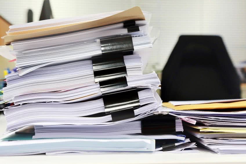 Документооборот службы управления персоналом