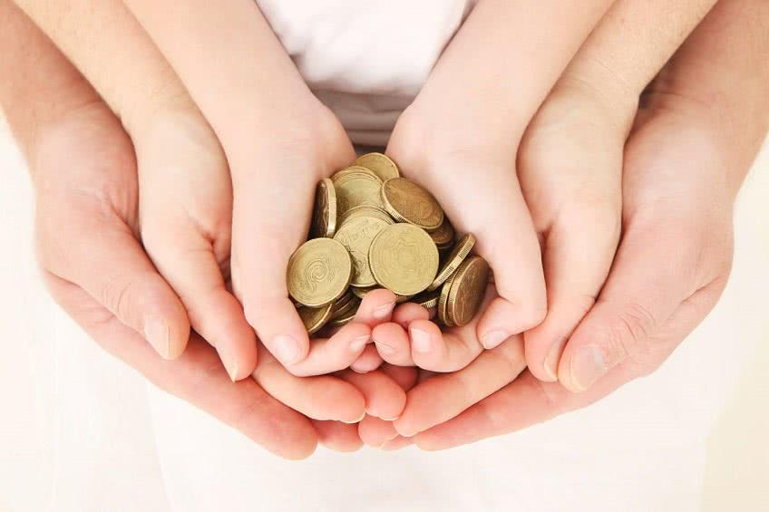 От чего зависит размер единовременной выплаты на ребенка