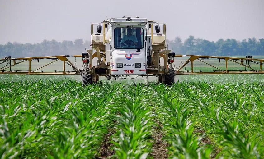 Влияние компьютеризации на сельское хозяйство