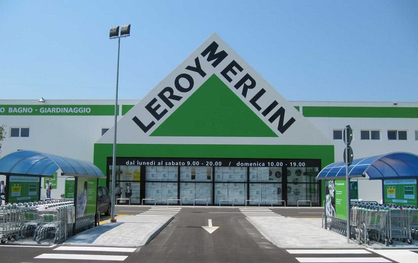 Вакансии в супермаркете Леруа Мерлен