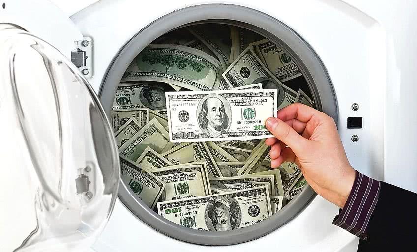 Как происходит отмывание денег через ИП