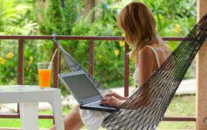 Работа на дому и ее преимущества