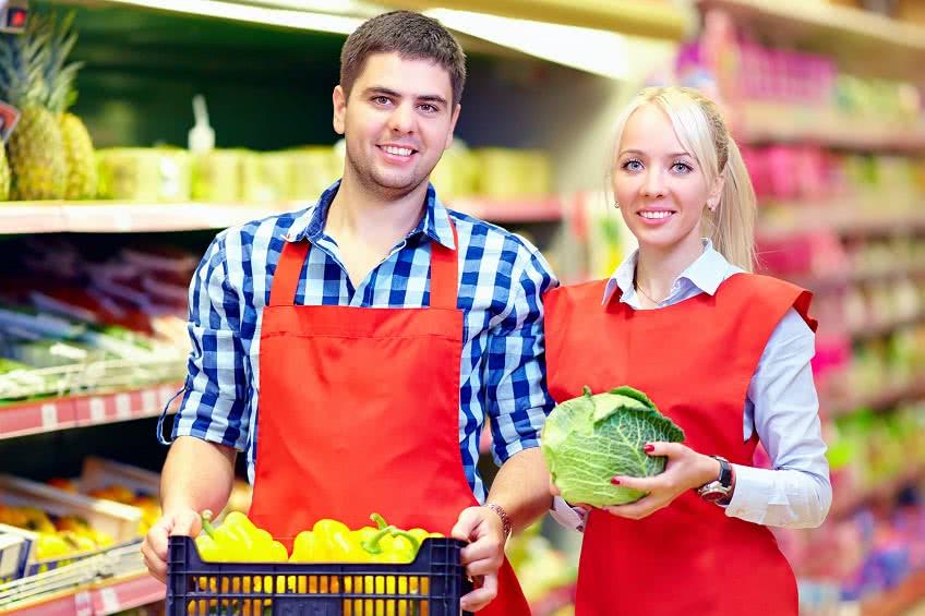Особенности работы в супермаркетах