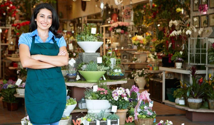 Как открыть успешный цветочный бизнес