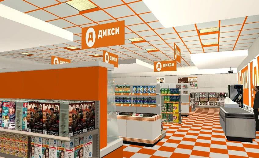 Супермаркет Дикси отдел кадров