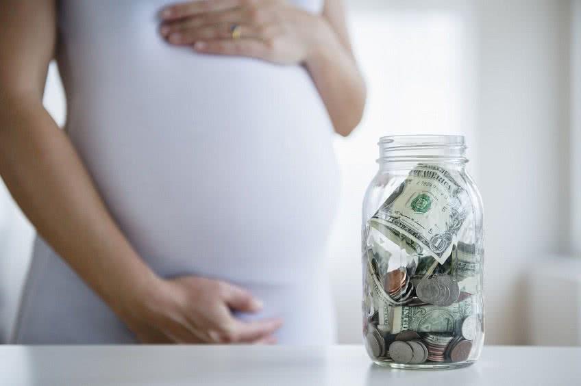 Пособие на ребенка во время беременности