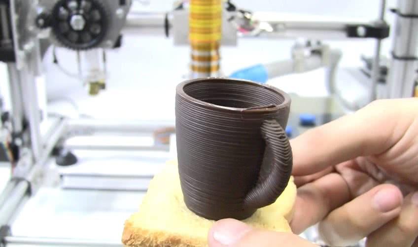 Бизнес с использованием 3D принтера