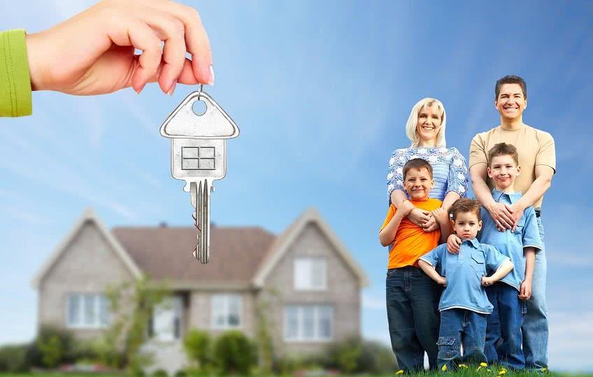 Помощь по ипотеке для многодетных