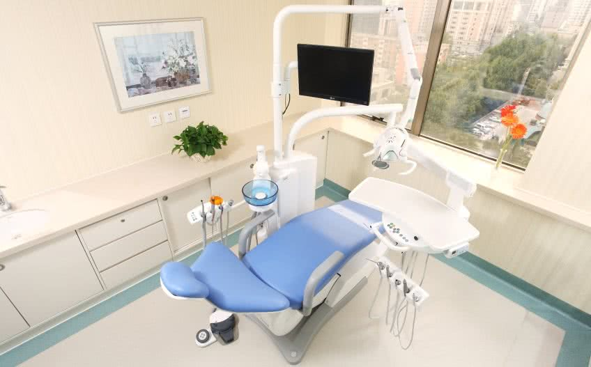 Освещение стоматологического кабинета