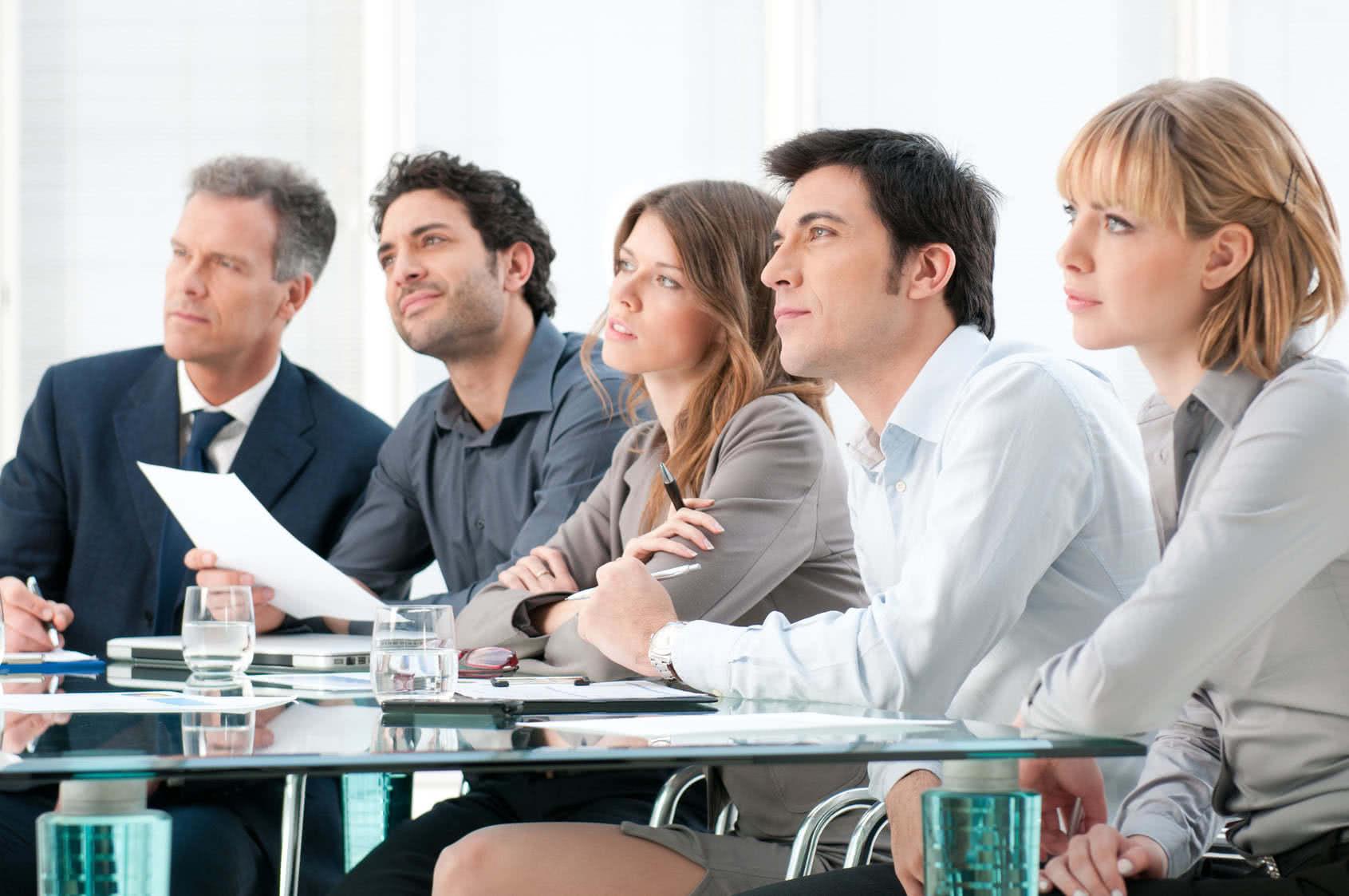 Специальные мероприятия для предпринимателей
