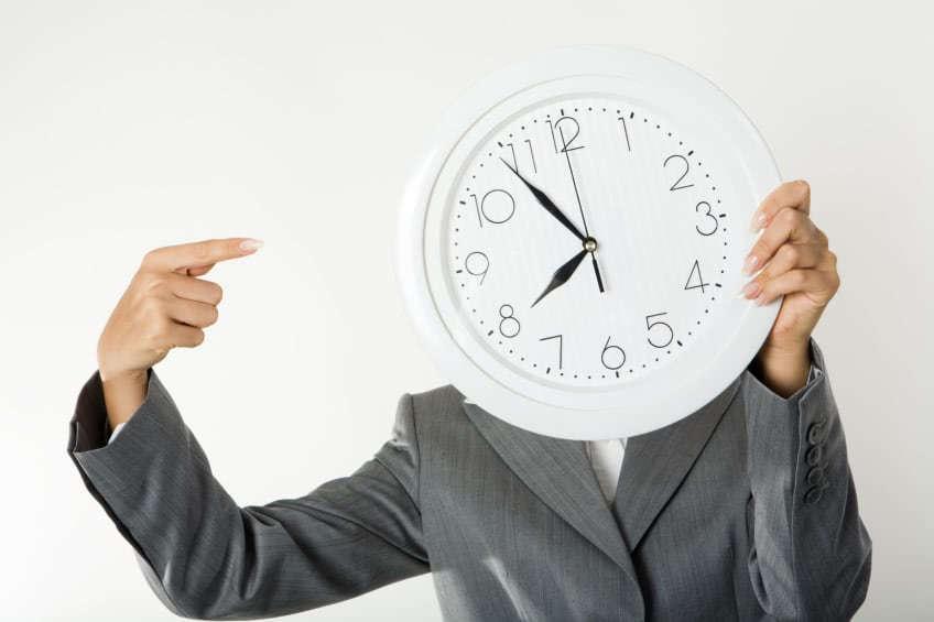 Нормирование рабочего времени