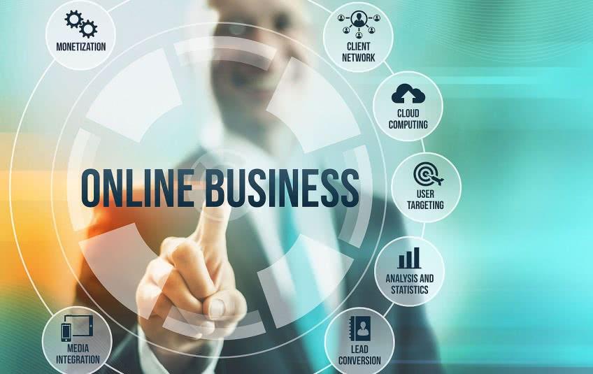 Как открыть бизнес в интернете