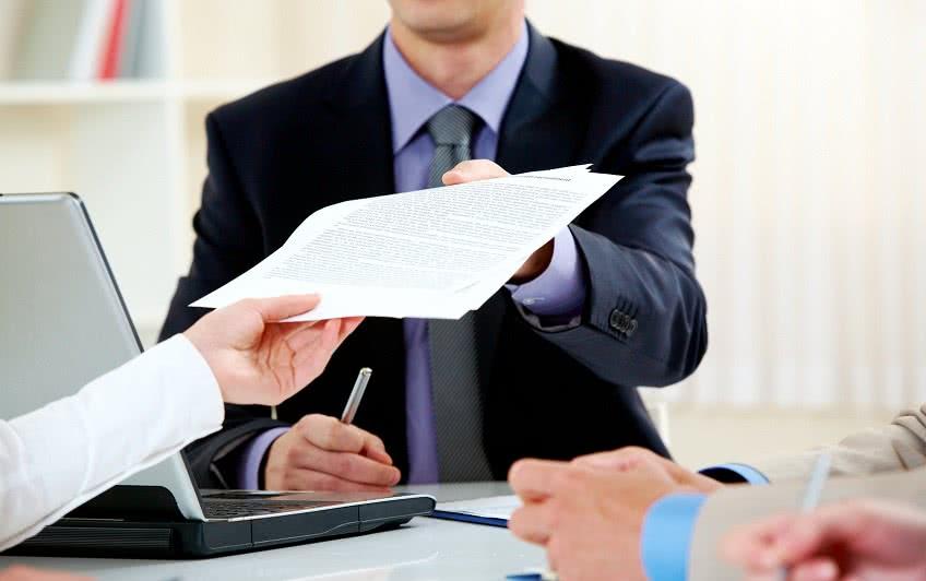 Получение документов для регистрации ИП