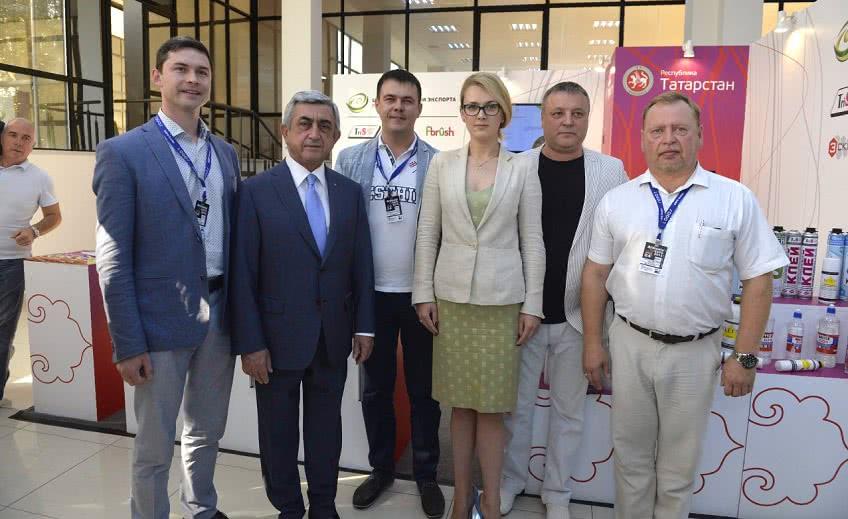 Поддержка предпринимательства в Татарстане