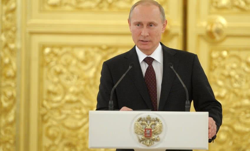 Путин об инфобизнесе